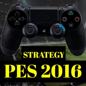 New PES 2016 Strategy icon