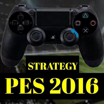 New PES 2016 Strategy poster