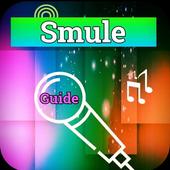 Guide Sing Smule Video Karaoke icon