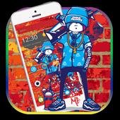 Graffiti Soldier Theme icon