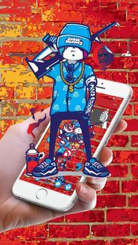 Graffiti Soldier Theme poster