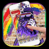 Graffiti Hip Hop Theme icon