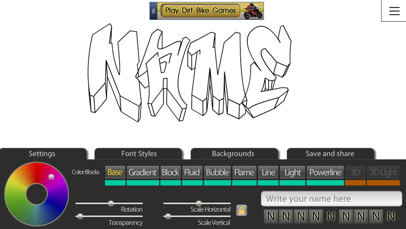 Graffiti creator positivos for android apk download