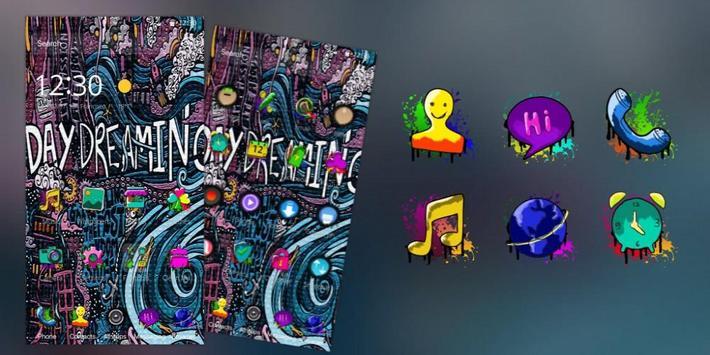 Graffiti Funny Art Street apk screenshot