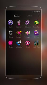 Graffti Punk Theme screenshot 2