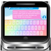 Rainbow Emoji Keyboard icon
