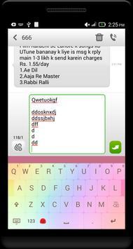 Rainbow Emoji Keyboard screenshot 6