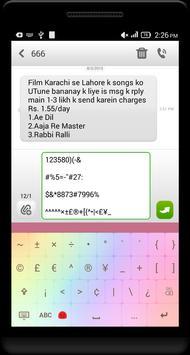 Rainbow Emoji Keyboard screenshot 7
