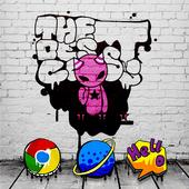 Graffiti Wall icon
