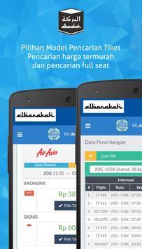 Berkah tiket apk screenshot
