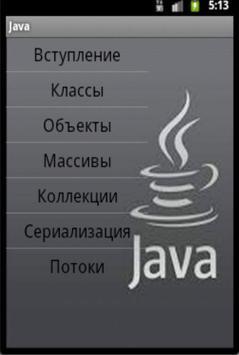 Java Справочник poster