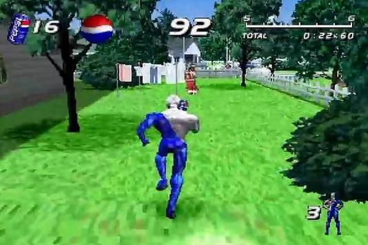 Guide Pepsiman screenshot 2