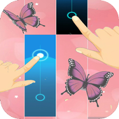Piano Pink Tiles icon