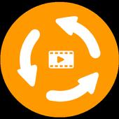 3gp To Mp4 Converter icon