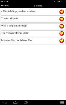Women Hair Care apk screenshot