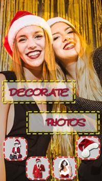 Christmas Photo Editor-Xmas Photo Frames, Effects screenshot 4
