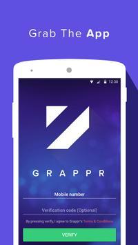 Earn Talktime - Grappr poster
