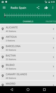 FREE Radios from Spain screenshot 4