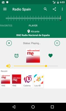 FREE Radios from Spain poster