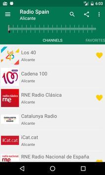 FREE Radios from Spain screenshot 1