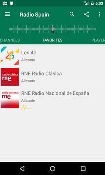 FREE Radios from Spain screenshot 2