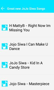 Jojo siwa new songs screenshot 2