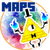 Gravity falls mod for minecraft pe icon