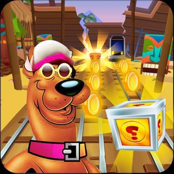 Subway scooby Dog Surf Run apk screenshot