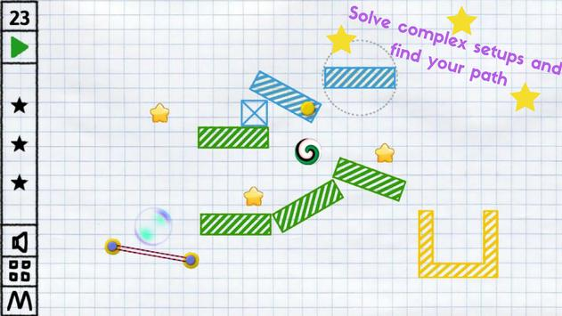 Gravity.io – Solve Gravity Based Physics Puzzles apk screenshot
