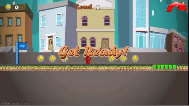 gravity racing falls adventure apk screenshot