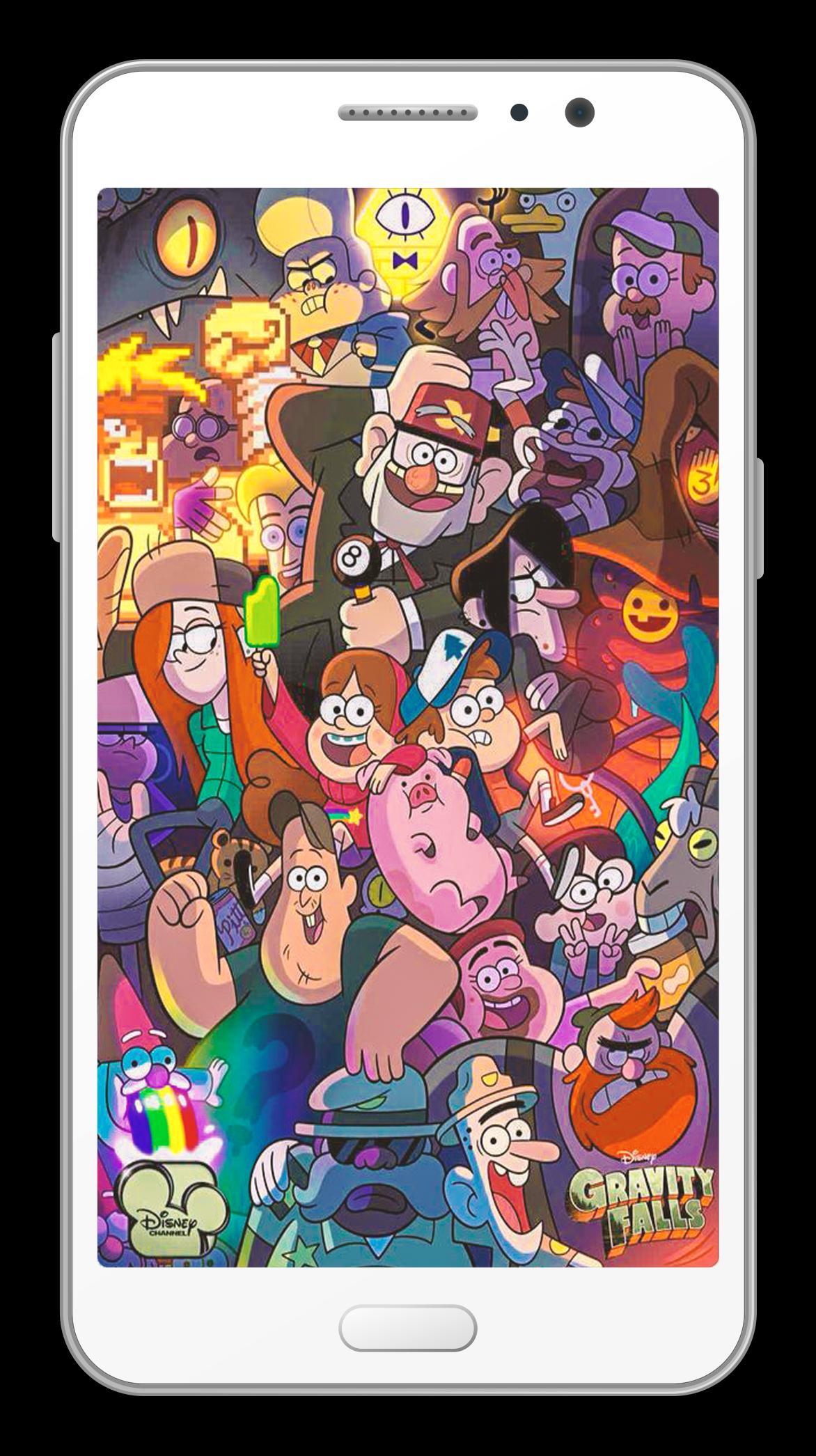 Hd Gravity Falls Wallpaper Für Android Apk Herunterladen