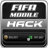 Hack For FIFA Mobile New Fun App - Joke icon