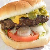 Green Chile Cheeseburgers icon