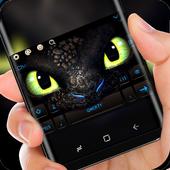 Green Dragon Eyes Theme icon