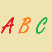 Alphabets & Numbers icon