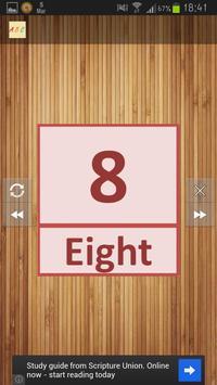 Alphabets & Numbers apk screenshot