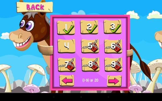 Donkey Skater - level based screenshot 9