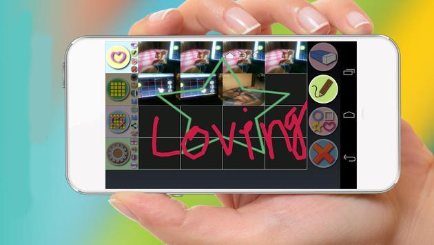 Grid Camera - Making Albums apk screenshot