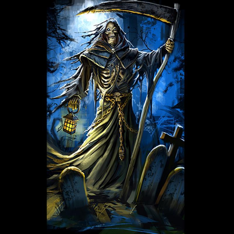 New Grim Reaper Wallpaper HD plakat ...