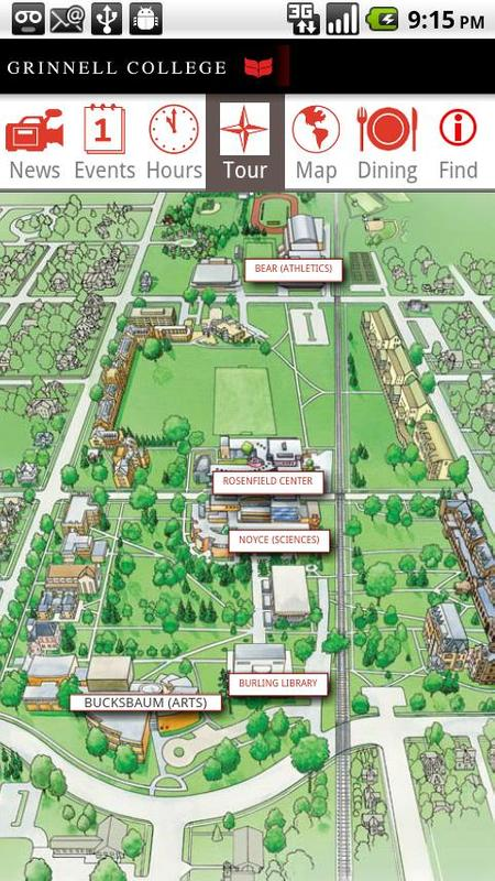 Grinnell College Mobile For Android Apk Download