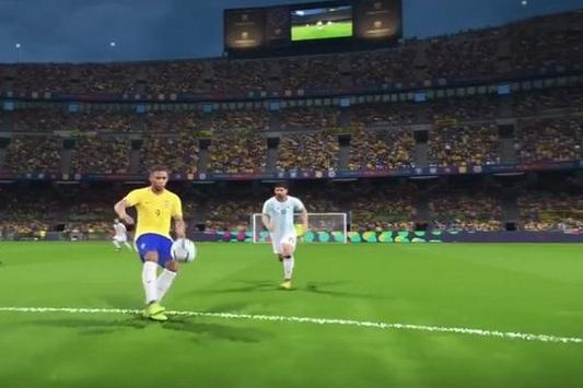Guides Pro Evolution Soccer 18 apk screenshot