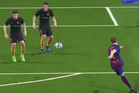 Guides Pro Evolution Soccer 18 screenshot 1