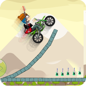 Motorcycle Grojband Games Fee icon