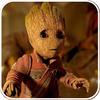 Baby Groot Wallpaper Art icon