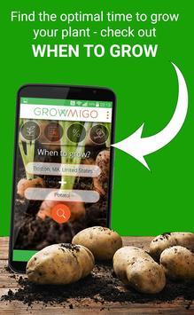 Growmigo: Grow Vegetables  🌱 apk screenshot
