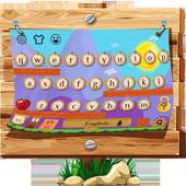 Cute Game Keyboard Theme icon