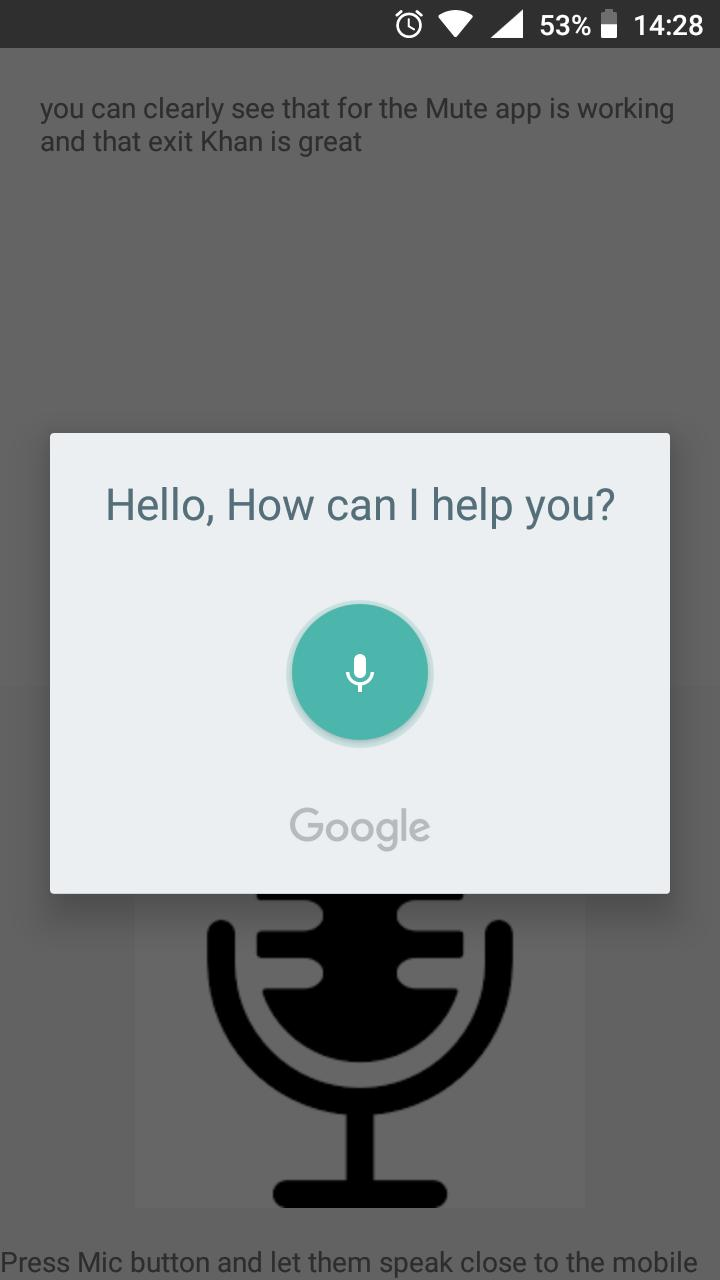 For the Mute (Speak for me) for Android - APK Download
