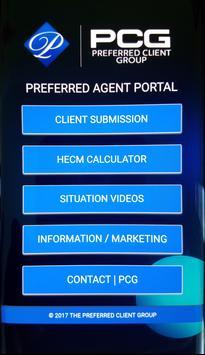 PCG Agent screenshot 1