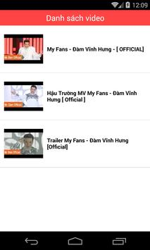 Đàm Vĩnh Hưng Movie screenshot 1
