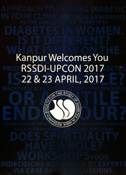 RSSDI UPCON 2017 poster